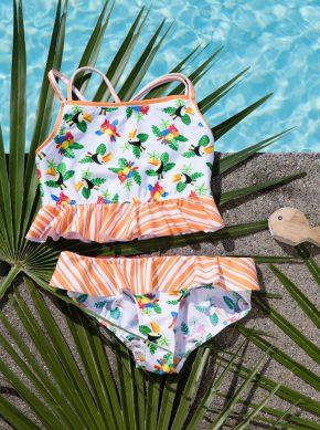 nachhaltiger Bikini, Kinderbademode, Nachhaltige Mode